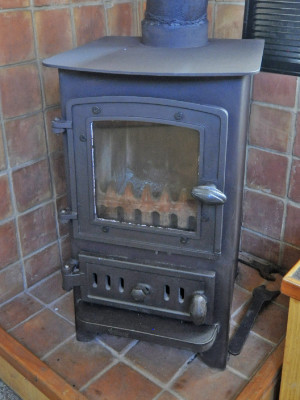Solid Fuel Stove - space heater