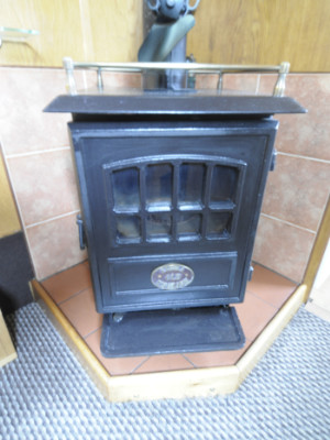 Diesel Stove drip feed central heating